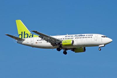 DBA (flydba.com) Boeing 737-36Q D-ADIB (msn 30334) DUS (Jay Selman). Image: 404008.
