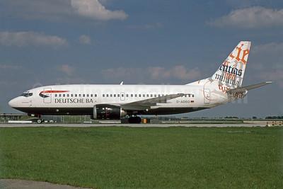 """BA's 1997 """"Himmelsbrief"""" livery"""