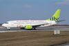 "DBA (flydba.com) Boeing 737-3M8 D-AGEK (msn 25015) (Puma ""Willkommen Zum Fussball"") MUC  (Stefan Wengermeier - Bruce Drum Collection). Image: 901447."