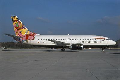 BA's 1997 Avignon livery