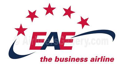 1. EAE (European Air Express) logo