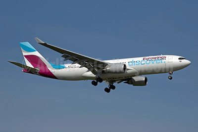 Eurowings Discover Airbus A330-203 D-AXGF (msn 616) FRA (Rainer Bexten). Image: 955382.