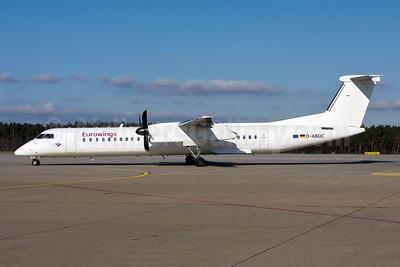 Eurowings (LGW) Bombardier DHC-8-402 (Q400) D-ABQC (msn 4231) NUE (Unter Mayer). Image: 949753.