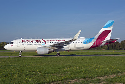 "Eurowing's 2016 ""Boomerang Club"""