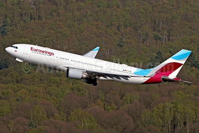 Eurowings Airbus A330-203 D-AXGD (msn 573) CGN (Rainer Bexten). Image: 937811.