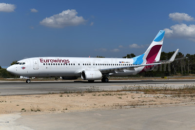 Eurowings (TUIfly) Boeing 737-86J WL D-ABKJ (msn 37749) PMI (Ton Jochems). Image: 954992.