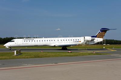Eurowings (Lufthansa Regional) Bombardier CRJ900 (CL-600-2D14) D-ACNM (msn 15253) NUE (Gunter Mayer). Image: 936972.