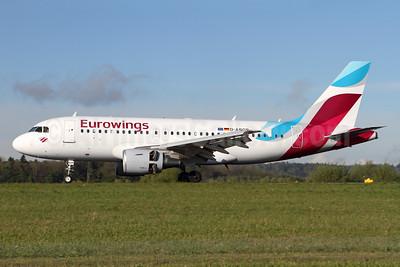 Eurowings (Airberlin) Airbus A319-112 D-ABGR (msn 3704) ZRH (Andi Hiltl). Image: 937684.