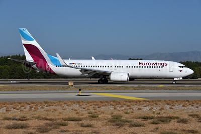 Eurowings (TUIfly) Boeing 737-86J WL D-ABKJ (msn 37749) AYT (Ton Jochems). Image: 954991.