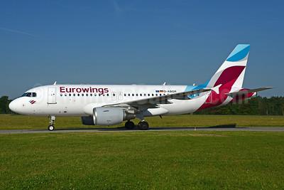 Eurowings (Airberlin) Airbus A319-112 D-ABGR (msn 3704) ZRH (Rolf Wallner). Image: 937932.