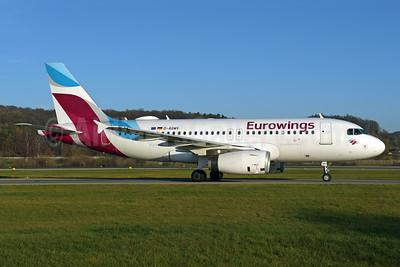 Eurowings Airbus A319-132 D-AGWV (msn 5467) ZRH (Rolf Wallner). Image: 948512.