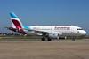 Eurowings (Airberlin) Airbus A319-112 D-ASTX (msn 3202) LHR. Image: 937507.