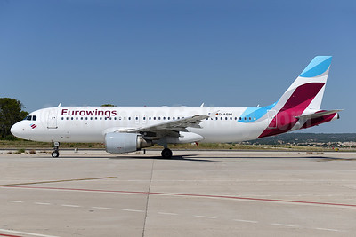 Eurowings (Airberlin) Airbus A320-214 D-ABNI (msn 1717) PMI (Ton Jochems). Image: 938295.