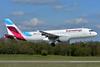 Eurowings (Airberlin) Airbus A320-214 D-ABNI (msn 1717) BSL (Paul Bannwarth). Image: 937576.