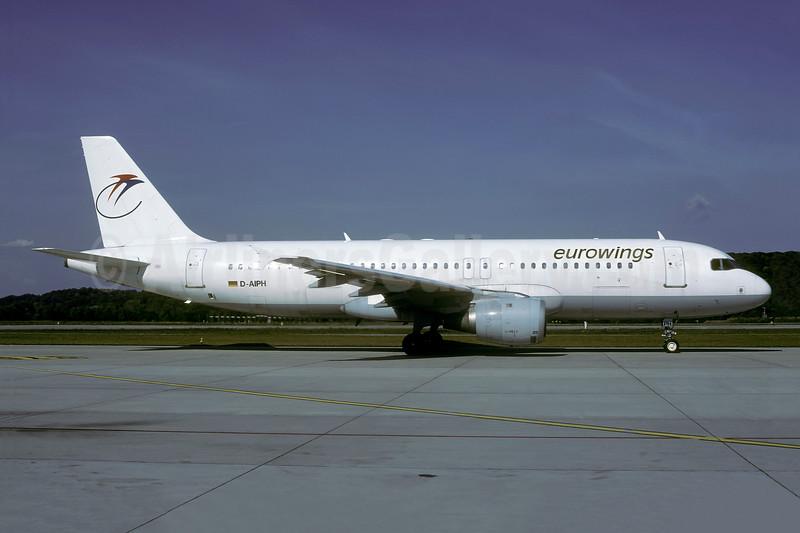 Eurowings Airbus A320-211 D-AIPH (msn 86) ZRH (Rolf Wallner). Image: 947363.