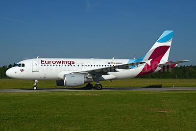 Eurowings (Airberlin) Airbus A319-112 D-ABGJ (msn 3415) ZRH (Rolf Wallner). Image: 937931.
