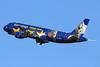 "Eurowings' 2017 ""Europa Park"" logo jet"