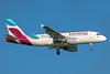Eurowings (Airberlin) Airbus A319-112 D-ABGO (msn 3689) MAN (Rob Skinkis). Image: 937802.