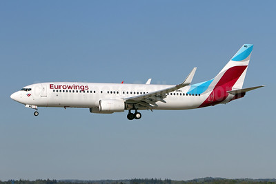Eurowings (TUIfly) Boeing 737-86J WL D-ABMQ (msn 37780) ZRH (Andi Hiltl). Image: 946546.