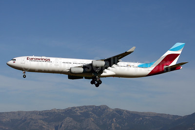 2 operated by Brussels Airlines, to be replaced with newer Airbus A330-300s
