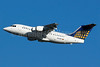 Eurowings (Lufthansa Regional) BAe 146-200 D-AJET (msn E2201) YUL (Gilbert Hechema). Image: 904229.