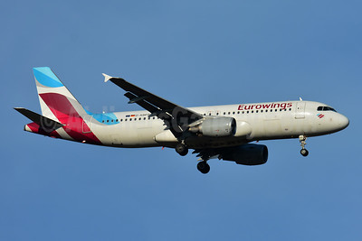 Eurowings Airbus A320-214 D-ABFR (msn 4631) BSL (Paul Bannwarth). Image: 946212.