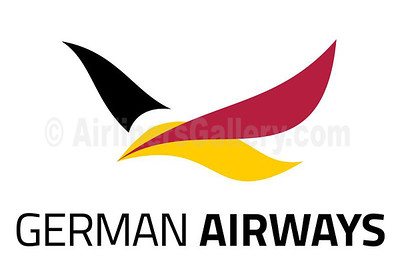 1. German Airways logo