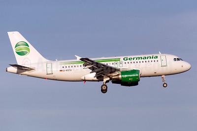 Germania Fluggesellschaft Airbus A319-112 D-ASTU (msn 3533)  ARN (Stefan Sjogren). Image: 932922.