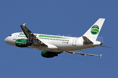 Germania Fluggesellschaft Airbus A319-112 D-ASTL (msn 1925) PMI (Javier Rodriguez). Image: 942218.