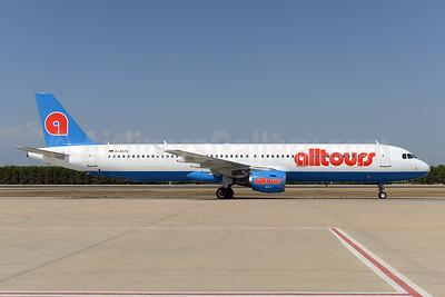 Alltours (Germania) Airbus A321-211 D-ASTV (msn 995) AYT (Ton Jochems). Image: 924543.