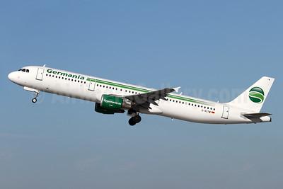 Germania Fluggesellschaft Airbus A321-211 WL D-ASTW (msn 970) ZRH (Andi Hiltl). Image: 938700.