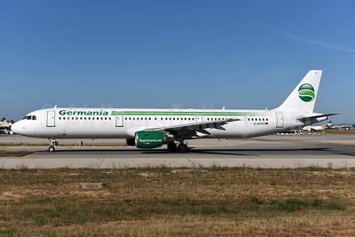 Germania Fluggesellschaft Airbus A321-211 D-ASTP (msn 684) PMI (Ton Jochems). Image: 944582.