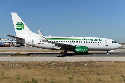 Germania Fluggesellschaft Boeing 737-76J WL D-ABLA (msn 36114) PMI (Ton Jochems). Image: 937668.