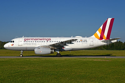 Germanwings (2nd) Airbus A319-132 D-AGWC (msn 2976) ZRH (Rolf Wallner). Image: 937933.