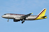 Germanwings (2nd) Airbus A319-112 D-AKNO (msn 1147) LHR (Keith Burton). Image: 911334.