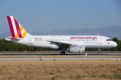 Germanwings (2nd) Airbus A319-132 D-AGWL (msn 3534) AYT (Ton Jochems). Image: 920429.