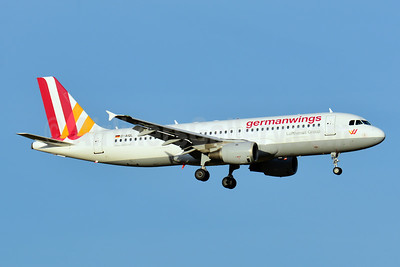 Germanwings (2nd) Airbus A320-211 D-AIQL (msn 267) ZRH (Paul Bannwarth). Image: 941662.