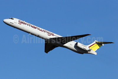 Germanwings (2nd)-Nordic Airways McDonnell Douglas DC-9-82 (MD-82) SE-RDR (msn 49151) ARN (Stefan Sjogren). Image: 904640.