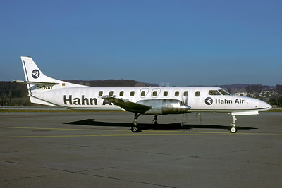 Hahn Air Swearingen SA227AT Merlin IVC D-CNAY (msn AT-493) ZRH (Rolf Wallner). Image: 947270.