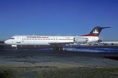 Leased from Air Littoral on May 5, 1990