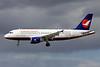 Hamburg Airways Airbus A319-111 D-AHHA (msn 3533) DUB (Paul Doyle). Image: 906568.