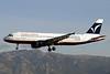 Hamburg Airways Airbus A320-214 D-AHHG (msn 730) PMI (Javier Rodriguez). Image: 923092.