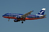 Hamburg Airways Airbus A319-112 D-AHHB (msn 3560) (Hamburg International 10 Jahre colors) AYT (Paul Denton). Image: 909046.