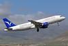 Hamburg Airways Airbus A320-214 D-AHHF (msn 888) TFS (Paul Bannwarth). Image: 923091.