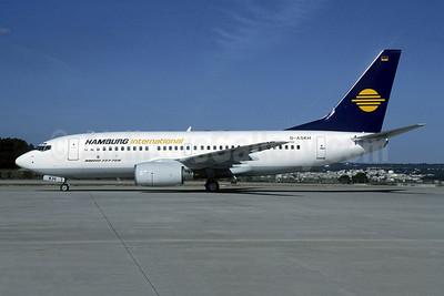 Hamburg International Boeing 737-73S D-ASKH (msn 29082) PMI (Christian Volpati Collection). Image: 945394.