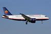 Hamburg International (Hamburginternational.de) Airbus A319-111 D-AHIL (msn 3589)  LGW (Antony J. Best). Image: 901517.