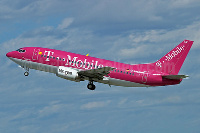 Hapag-Lloyd Express' 2006 T-Mobile promotional livery