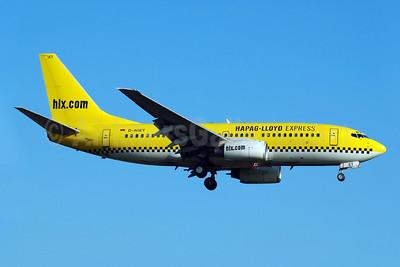 Hapag-Lloyd Express - hlx.com Boeing 737-75B D-AGET (msn 28109) HAM (Gerd Beilfuss). Image: 939681..