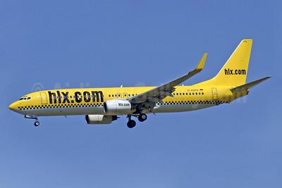 hlx.com (Hapag-Lloyd Express) Boeing 737-8K5 WL D-AHFS (msn 28623) PMI (Javier Rodriguez). Image: 939687.