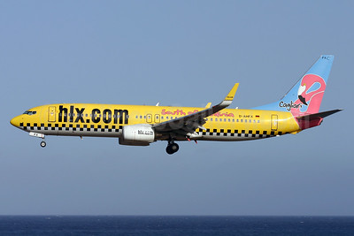 """Hapag-Lloyd Express' 2006 """"South of Sardinia - Cagliari"""" promotional livery"""